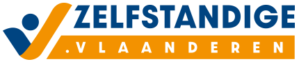 Zelfstandigen in Vlaanderen Logo